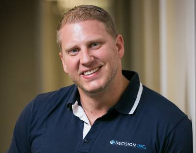 Gavin Sheehan, Executive: Data, Information and Analytics at Decision Inc.