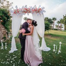 Wedding photographer Olga Emrullakh (Antalya). Photo of 15.08.2018