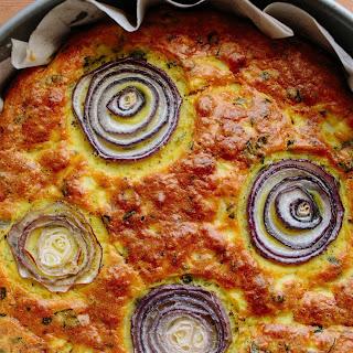 Cauliflower Cake