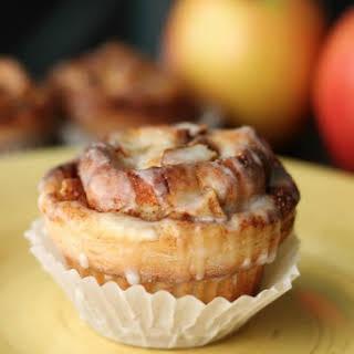 Apple Cinnamon Cupcakes.