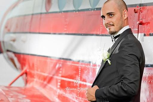 Wedding photographer Adrian Moisei (adrianmoisei). Photo of 11.02.2019