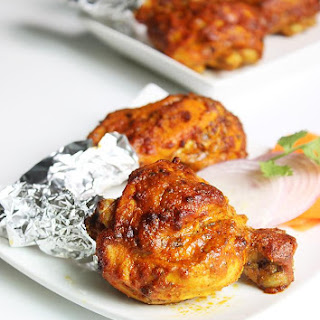 Tandoori Chicken Recipe, Restaurant Style Tandoori Chicken