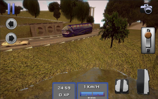 Bus Simulator 3D screenshot 2