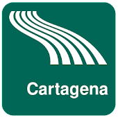 Cartagena Map offline
