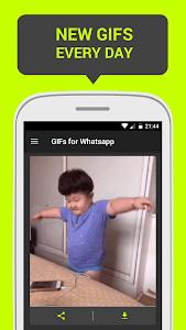 GIFs for Whatsapp screenshot 1