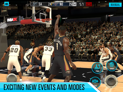 NBA 2K Mobile Basketball 2.10.0.4880679 screenshots 16