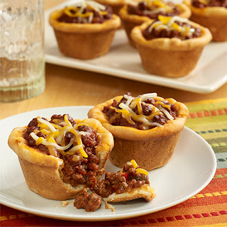 Baked Sloppy Joe Cups