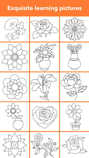 How To Draw Flowers  screenshots 8