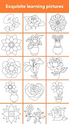 How To Draw Flowers APK screenshot thumbnail 8