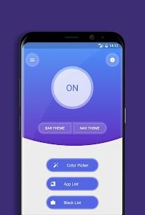 Material Status Bar Pro Screenshot