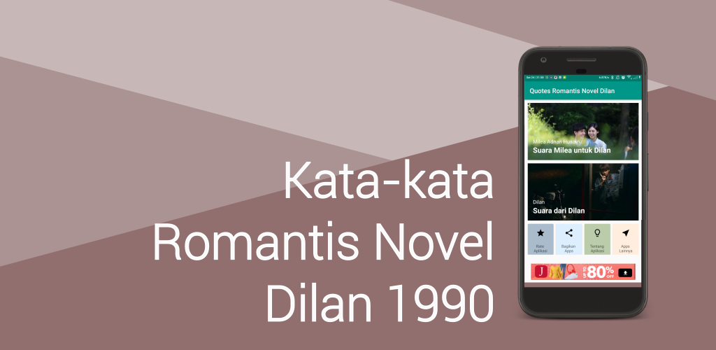 Download Kata Kata Romantis Dilan 1990 Apk Latest Version