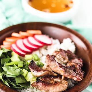 Pork And Rice Bowl Recipes.