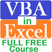 Free Learn Excel VBA in 3hrs
