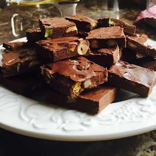 Home Made Chocolate.