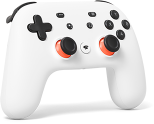 Stadia Controller introduced in November 2019. This controller is designed with key features to help reduce its environmental impact.