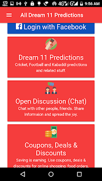 All Dream 11 Predictions with Earn Money Feature APK Latest Version