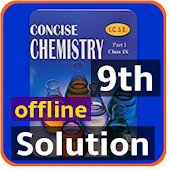 ICSE Class 9 Chemistry Solution Selina Publisher