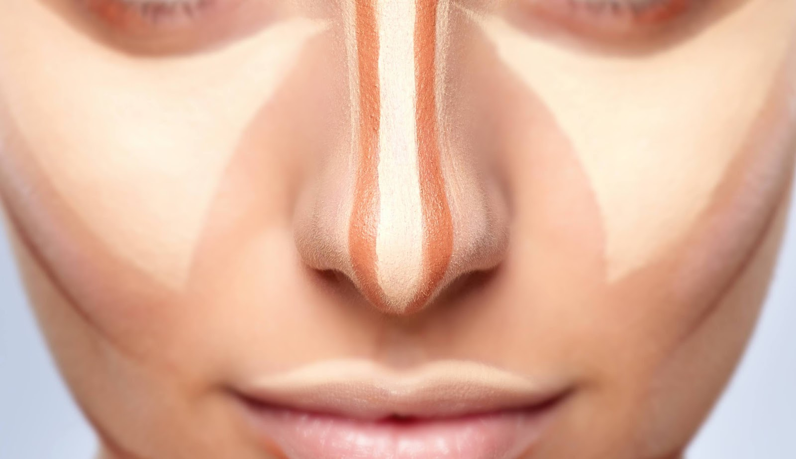 Nose exercise to reshape nose