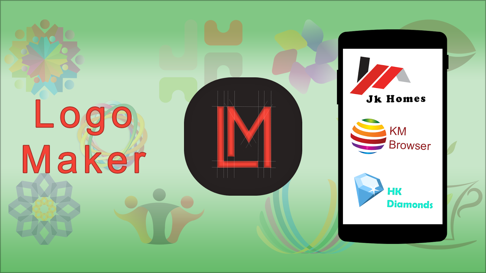 Logo maker plus 3d logo maker android apps on google play logo maker plus 3d logo maker screenshot biocorpaavc