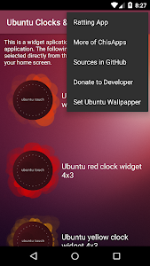 Ubuntu Clocks Collection screenshot 7