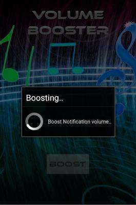 Volume Booster EQ Pro - screenshot