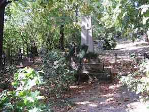 Photo: Kwatera na cmentarzu św. Rozalii w Bochni - Pomnik centralny.