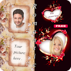 Romantic Photo Live Wallpaper Free icon