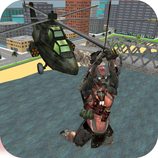 Rope Hero 3 動作 App LOGO-硬是要APP