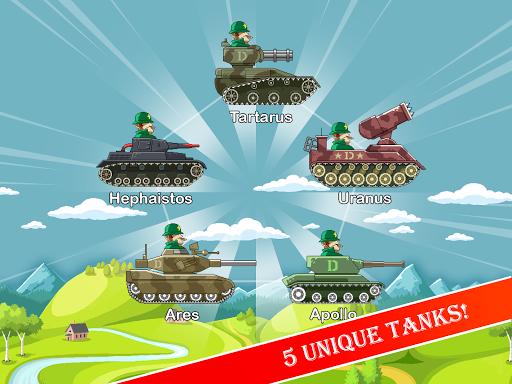 Funny Tanks 2.0 screenshots 9