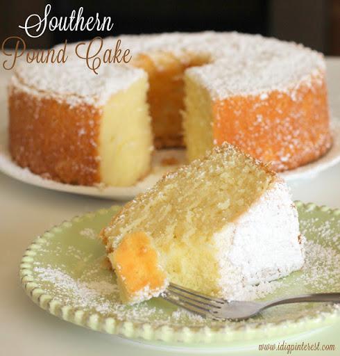 10 Best Crisco Pound Cake Recipes