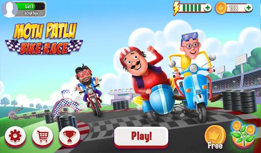 Motu Patlu Bike Race 1.01 screenshots 2