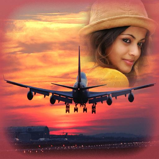Airplane Photo Frame