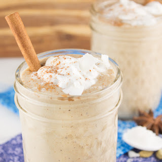 Salted Caramel Chai Smoothie
