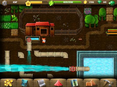 Diggy's Adventure: Escape this 2D Mine Maze Puzzle 8