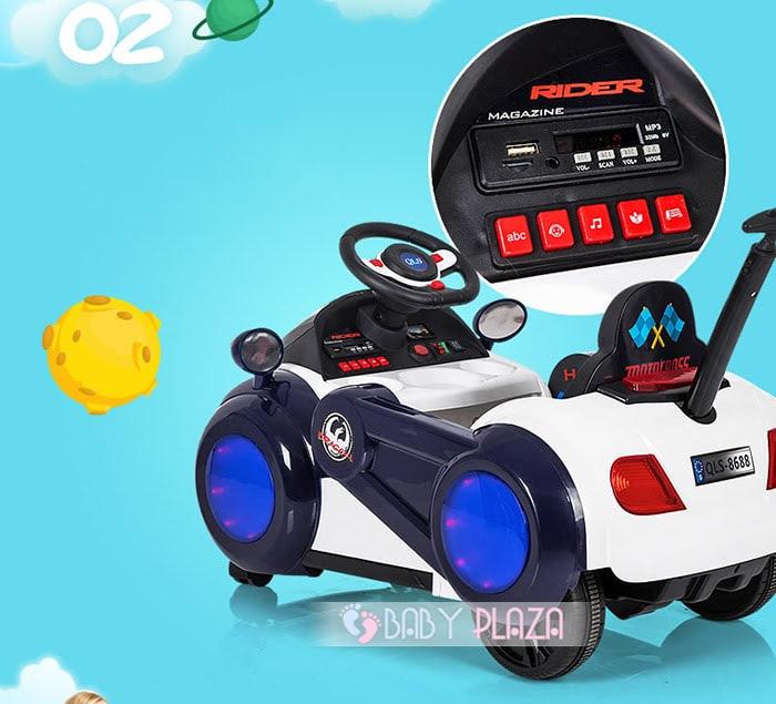 Xe hơi điện trẻ em C04007 2