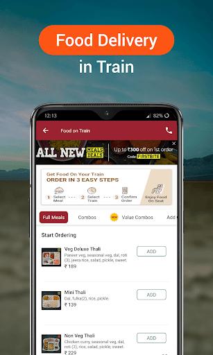 RailYatri - Live Train Status, PNR Status, Tickets screenshot 8