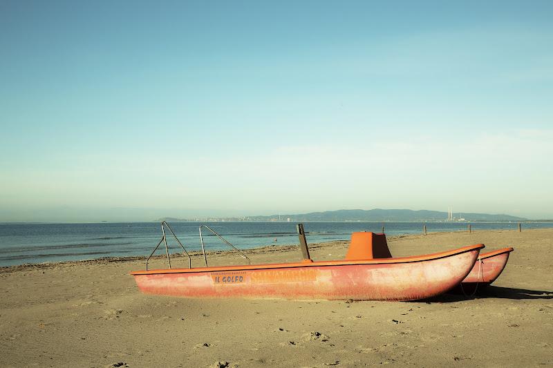 Mare d'inverno di stefanogaleotti
