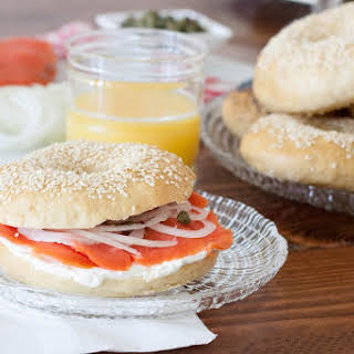 Lox and Bagels.