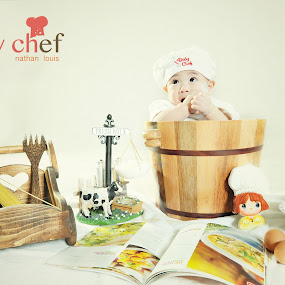 BABY CHEF by Alfan Wijaya - Babies & Children Babies