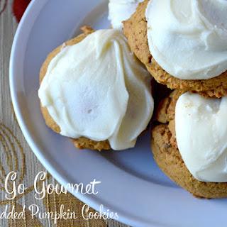 Ginger-Studded Pumpkin Cookies