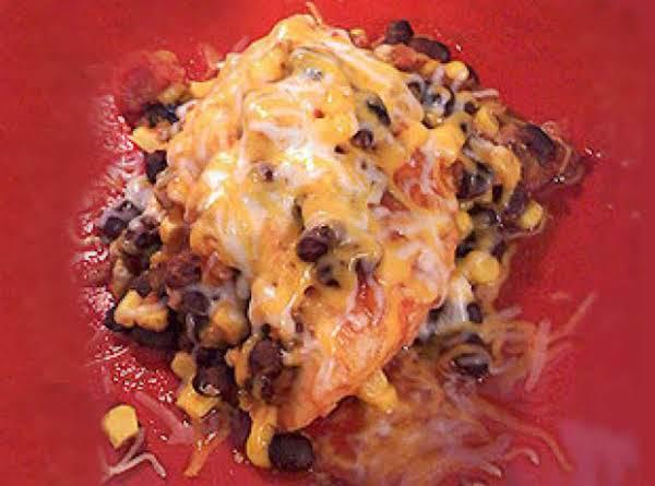 Crock Pot Mexicali Chicken