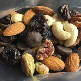 DIY Salty & Sweet Trail Mix.