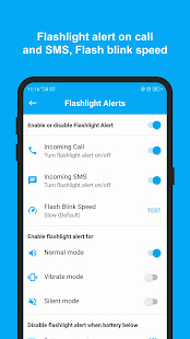 Caller Name Announcer with Flash Alerts for PC-Windows 7,8,10 and Mac apk screenshot 6