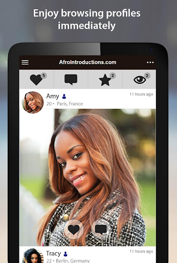 AfroIntroductions - African Dating App 3.1.6.2440 screenshots 6