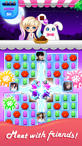 Candy Sweet Fruits Blast  - Match 3 Game 2020 1.1.4 screenshots 3