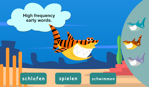Hey Monster! German for Kids 1.2 screenshots 13