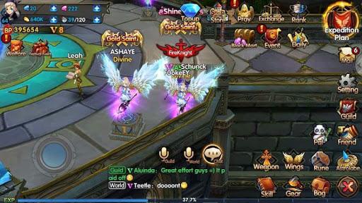 Holy Knight TH - Global PK 1.1.700 2