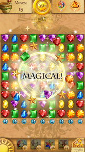 Clash of Diamonds - Match 3 Jewel Games- screenshot thumbnail