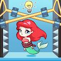 Mermaid Action icon