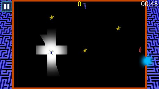 Dark Maze - náhled